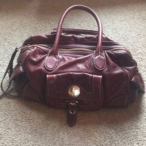 Marc by Marc Jacobs Red Handbag